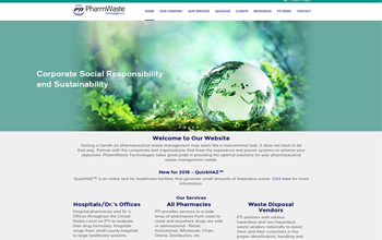 PharmWaste Technologies, Inc.